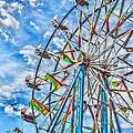 Ferris Wheel by Brian King