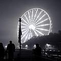 Ferris Wheel by Cathy Anderson