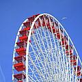 Ferris Wheel by Frank Romeo