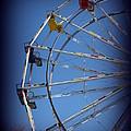 Ferris Wheel II by Beth Vincent