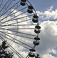 Ferris Wheel In The Sky by Terry DeLuco