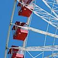 Ferris Wheel by Jim West