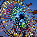 Ferris Wheel, Kentucky State Fair by David Davis