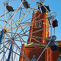 Ferris Wheel by Kimberlee Marvin