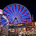Ferris Wheel Rides And Games by Jim Corwin