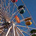 Ferris Wheel by Susan Cliett