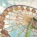 Ferris Wheel by Sylvia Cook