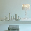 Ferruccio Laviani's Bourgie Lamp From Kartell by Romulo Yanes