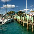 Ferry Station Paradise Island by Amy Cicconi