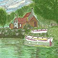 Ferryman's Cottage by Tracey Williams