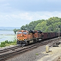 Ferryville Train by Bonfire Photography
