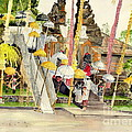 Festival Hindu Ceremony by Melly Terpening