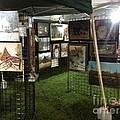Festival Setup Three by Jan Dappen