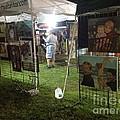 Festival Setup Two by Jan Dappen