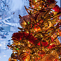 Festive Christmas Tree by John Markley