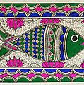 Festive Fish by Neha Dasgupta