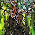 Ficus by Mrs Wilkes Art