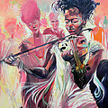 Fiddle Princess by Said Oladejo-lawal