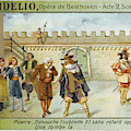'fidelio' Act 2 Scene 8 - The Wicked by Mary Evans Picture Library