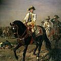 Field Marshal Baron Ernst Von Laudon 1717-90, General In The Seven Years War And War Of Bavarian by Siegmund L'Allemand
