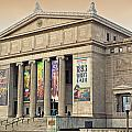 Field Museum South Facade by Thomas Woolworth