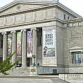 Field Museum Southside Facade by Thomas Woolworth