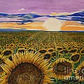 Field Of Dreams by Karla PetersonSmith