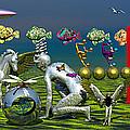 Field Of Dreams by Robert Maestas