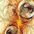 Fiery Birth by Anastasiya Malakhova