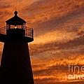 Fiery Sunset by Amazing Jules