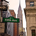 Fifth Ave. by Ben Marino