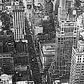 Fifth Avenue In New York City. by Underwood & Underwood