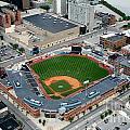 Fifth Third Field Toledo Ohio by Bill Cobb