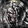Fight Club by Ryan Rock Artist