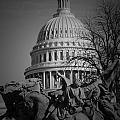 Fight In Washington by Jost Houk