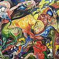 Fight by Stanislaw Ignacy Witkiewicz