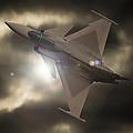 Fighter Jet by Paul Job