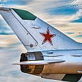 Fighter Jet by Wolfgang Hauerken