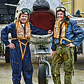 Fighter Pilots by Tommy Anderson