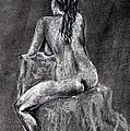 Figure Drawing 2 by Corina Bishop