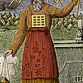 Figure Symbolizing Judaism by Getty Research Institute