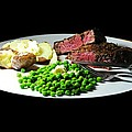 Filet Mignon by Diana Angstadt