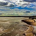 Filey Beach by Trevor Kersley