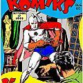 Filipino Action Comics by Jonas Luis