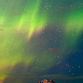 Filled With Aurora by Ron Day