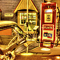 Filler Up by Paul W Faust -  Impressions of Light