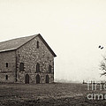 Filley Stone Barn 2 by Pam  Holdsworth