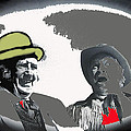 Film Homage Andy Devine  Chill Wills Old Tucson Arizona 1971-2009  by David Lee Guss
