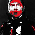 Film Homage Bela Lugosi Mark Of The Vampire 1935-2013 by David Lee Guss