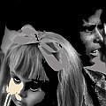 Film Homage Collage Brothers Quay Street Of Crocodiles Black Girl Doll Tucson Arizona 1970-2011 by David Lee Guss
